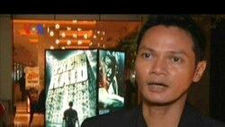 Pemutaran Film The Raid di Amerika - Liputan Berita 29 Maret 2012