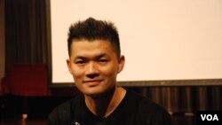 六四舞台導演李景昌表示,希望以舞台藝術啟發學生思考,讓六四薪火相傳