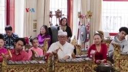 Workshop Pelatihan Tari Dan Gamelan Bali di KJRI New York