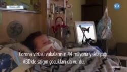 Üç Yaşındaki Çocuk Corona Nedeniyle Entübe Edildi
