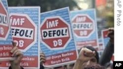 救援组织呼吁设立新的全球经济议程
