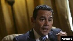 La noticia se conoce luego de que el presidente Jimmy Morales declarara 'non grato', a Iván Velásquez, quien lo investiga por presunta corrupción.