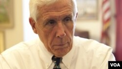Dân biểu Hạ Viện Hoa Kỳ Frank Wolf
