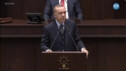 Erdoğan'dan Bolton'a Tepki