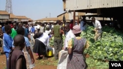 The future looks bleak for these vendors at Egodini as the Bulawayo City Council has not yet found a suitable place to relocate them a few days before they vacate the Basch Street Bus Terminus. (File Photo)