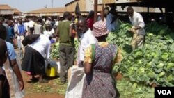 FILE: The future looks bleak for these vendors at Egodini as the Bulawayo City Council has not yet found a suitable place to relocate them a few days before they vacate the Basch Street Bus Terminus.