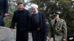 """چین آقای ترمپ را به پرهیز از """"تجرید سازی و مداخله گرایی"""" ترغیب کرده است"""