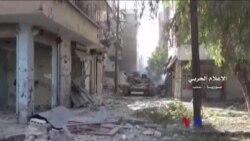 敘利亞人權瞭望台:政府軍已控制阿勒頗老城