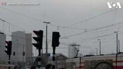 Badai Angin Kencang di Jerman dan Belanda