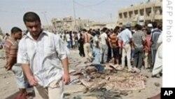 Најмалку 15 загинати во Багдад на почетокот на раното гласање