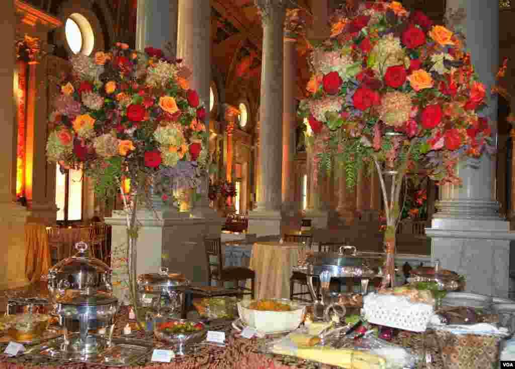 Праздничные столы