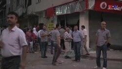 Silvan'da Yasak Kalktı Tahribat Ortaya Çıktı