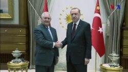Türkiyə ABŞ-a və Suriya hökümətinə xəbərdarlıq etdi