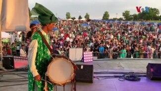 ورجینیا میں پاکستان کے 73ویں جشن آزادی کی تقریبات