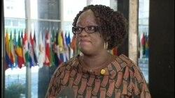 Zimbabwean International Women of Courage Award Winner Honors Fellow Recipients