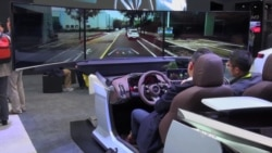 Consumer Electronics Show Shows Off Autonomous Car Tech
