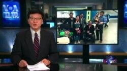 VOA连线:中国知名民运人士赵长青妻儿抵达美国