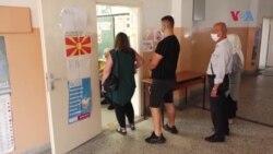 Гласање со маски: Голема излезност на десеттите парламентарни избори