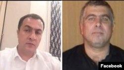 Elzamin Salayev və Elxan Əliyev