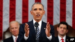 President Obama's 2016 State of the Union Speech
