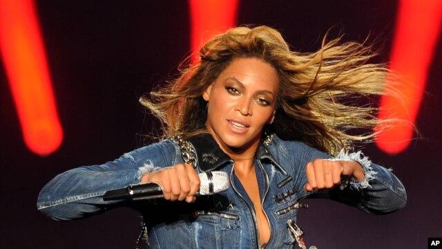 Beyoncé es la celebridad más poderosa del mundo según la revista Forbes.
