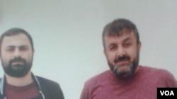Esat Yildirim and Kadir Karabak