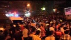 2013-07-24 美國之音視頻新聞: 埃及暴力襲擊死傷約20人