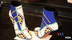 杰米•艾库马设计制造的靴子