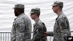 وکی لیکس: زیر حراست امریکی فوجی کے حق میں احتجاج