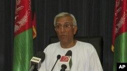 Le maire Ghulam Haider Hamidi (archives)