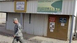 خروج آخرين سربازان آمريکايی از عراق تا پايان سال