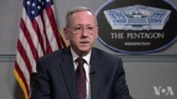 专访五角大楼高官谈核态势:俄中发展核武 美须应变