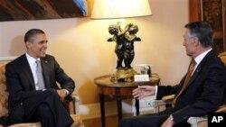 نیٹو ممالک میزائل دفاعی نظام پر متفق: اوباما