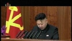 北韓近20年來首次電視播出領導人新年講話
