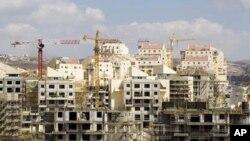 موعد قیود بر اعمار مسکونه ها در کرانه غربی