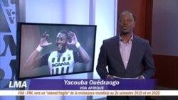Les sports du 2 avril 2019 avec Yacouba Ouedraogo
