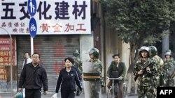 Giới chức Tân Cương tập trung ráo riết vào việc tăng cường nội an kể từ khi xảy ra vụ bạo động sắc tộc khiến khoảng 197 người thiệt mạng