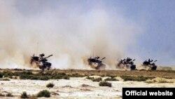 Silahlı Qüvvələrin bütün tank bölmələrində məşqlər keçirilir