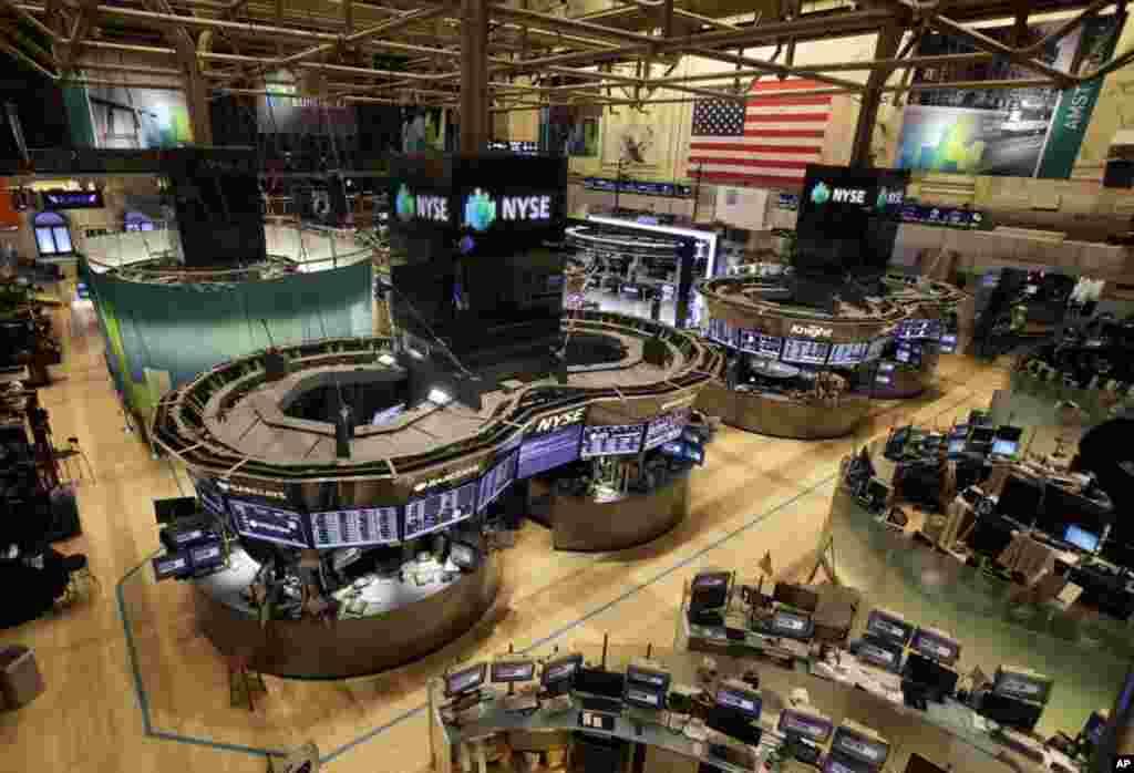 Нью-Йоркская биржа закрыта (понедельник 29 октября)