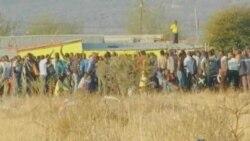 مذاکرات معدنچيان آفريقای جنوبی با کارفرما بدون نتيجه پايان گرفت