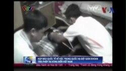 Truyền hình vệ tinh VOA Asia 9/5/2014