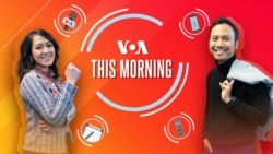 VOA This Morning 10 Februari 2021
