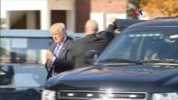 """Trump inicia """"Gira de agradecimiento"""""""