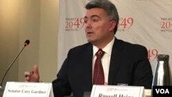 Сенатор Корі Гарднер (архівне фото)