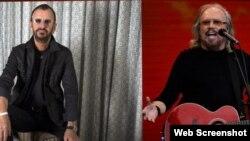 Los dos artistas fueron citados por la Asociación de Prensa en Twitter, agradeciendo el honor.