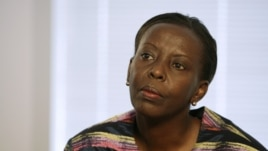Louise Mushikiwabo is Rwanda's foreign minister