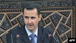 Suriye Devlet Başkanı Dara Heyetiyle Görüştü