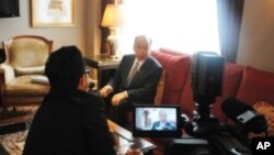 รายงานสัมภาษณ์รัฐมนตรีต่างประเทศสุรพงษ์ โตวิจักษณ์ชัยกุล ตอนที่ 1