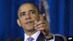 Обама се соочува со политички предизвици во Вашингтон