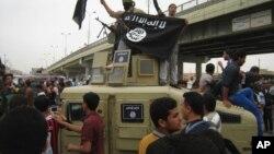Mayakan sa kai na kungiyar ISIS da suke kashe mutane a Iraqi